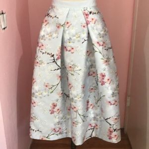Ted Baker London blooms skirt